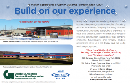 See our recent Ad in the Central NY Business Journal image