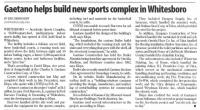 CNY Business Journal Article on our recently completed Accelerate Indoor Sports project image