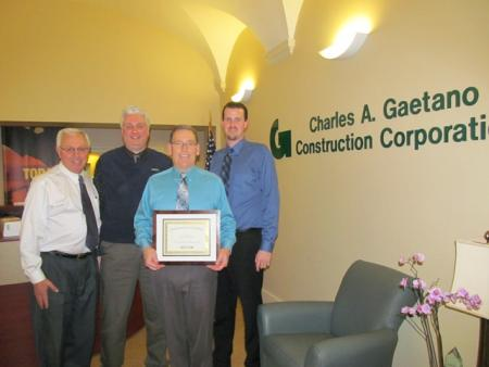Gaetano Construction Celebrates 30 Years as a Butler Builder