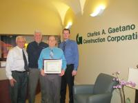 Gaetano Construction Celebrates 30 Years as a Butler Builder image