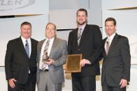 Gaetano Construction Receives Butler Building Award image