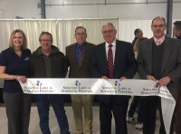 Ribbon Cutting Ceremony for Syracuse Label & Surround Printing image