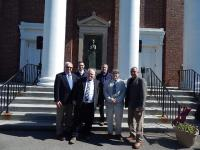 Masonic Care Community Chapel Restoration-Ribbon Cutting image