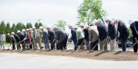 Central Association for the Blind & Visually Impaired Ground Breaking image
