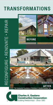 See Our Latest Brochure Focusing on our Design-Build Renovation Projects image