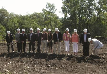 Ground Breaking for Feldmeier Equipment image