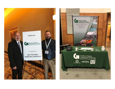 Gaetano Construction Sponsors 2018 NYS Healthcare Facilities Conference image