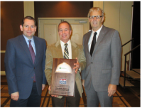 Gaetano Construction Presented with the Associated General Contractors of New York (AGC NY) Safety Award for 2015 image