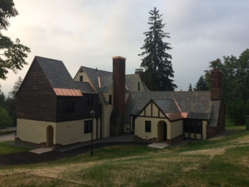 Hamilton College - Wallace Johnson House Additions & Alterations for Student Housing