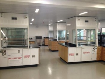 Utica College-Organic Chemistry Lab, Gordon Science Center