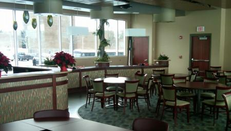 SUNY Morrisville - Hospitality Suite