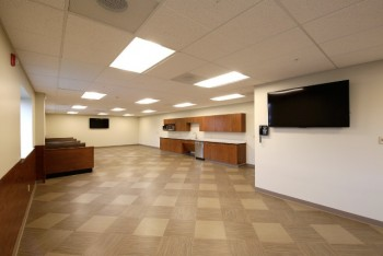 Northern Safety - Office/Video & Workout Reno-Break Room 1