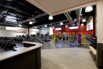 Northern Safety - Office/Video & Workout Reno-Fitness Center