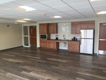 West Street Apartments - Community Kitchen
