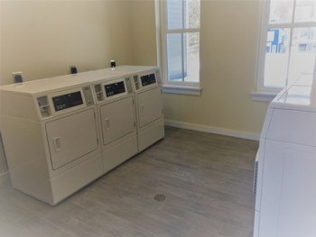 West Street Apartments - Laundry Room