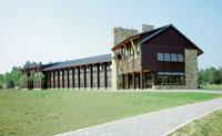 Paul Smith's College - Joan Weill Adirondack Library