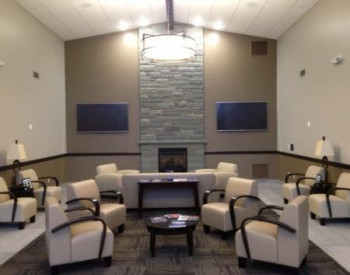 Utica College - Welcome Center - Great Room