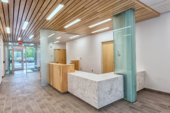 Hamilton College Health & Counseling Center - 1st Floor Medical Reception Desk