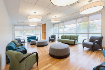 Hamilton College Health & Counseling Center - 1st Floor Group Room