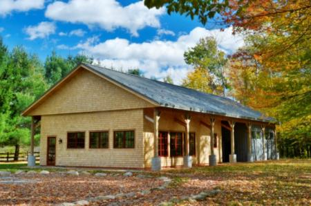 Black River Outdoor Education Program - New Office
